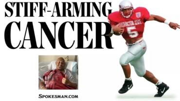 Stiff Arming Cancer
